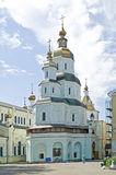 Pokrovskiy the man monastery Stock Photography