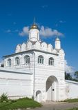Pokrovskiy monastery Royalty Free Stock Photo