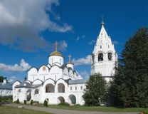Pokrovskiy monastery Stock Image