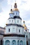 pokrovsky的大教堂 库存图片