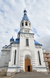 Pokrovsky Cathedral in Gatchina. royalty free stock photo
