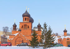 Pokrovsky Cathedral (Old Believers) Royalty Free Stock Photography