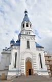 Pokrovsky domkyrka i Gatchina Royaltyfri Foto