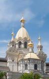 Pokrovsky domkyrka, Sevastopol, Krim Royaltyfri Foto