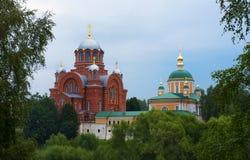 Pokrovsky Khotko monastery Royalty Free Stock Photo