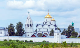 Pokrovsky Monastery, Convent of the Intercession, Suzdal Royalty Free Stock Images