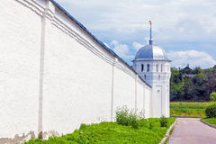 Pokrovsky Monastery, Convent of the Intercession, Suzdal Stock Images