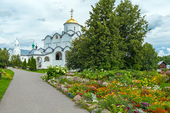 Pokrovsky Monastery, Convent of the Intercession, Suzdal Stock Photos