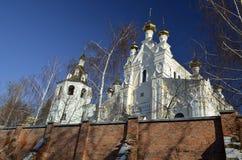 Pokrovsky Monastery Royalty Free Stock Images