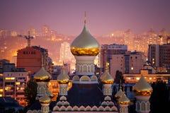 Pokrovsky monastery in Kyiv Stock Photos