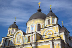 Pokrovsky Monastery, Moscow, Russia. Stock Images
