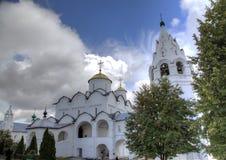 Pokrovsky Monastery. Suzdal Stock Photo