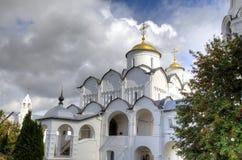 Pokrovsky Monastery. Suzdal Stock Images