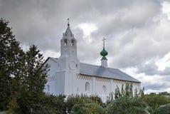 Pokrovsky Monastery. Suzdal Stock Photography