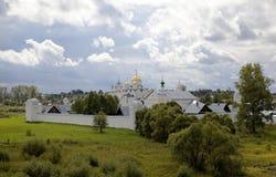 Pokrovsky Monastery. Suzdal Royalty Free Stock Photo