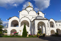 Pokrovsky Monastery in Suzdal. Russia Stock Photography