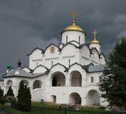 Pokrovsky Monastery in Suzdal. Russia. Royalty Free Stock Photos