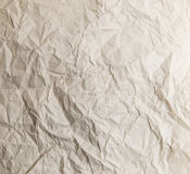 Pokruszona papierowa tekstura z kwadratowymi liniami obrazy stock