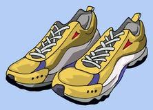 pokrycie buty Obraz Royalty Free