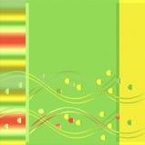 pokrycie owoców cytrusowych Obrazy Stock