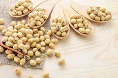 Pokryty arachid gałęzatki smak Fotografia Stock