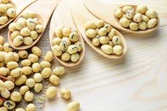 Pokryty arachid gałęzatki smak Obrazy Stock