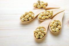 Pokryty arachid gałęzatki smak Zdjęcie Stock