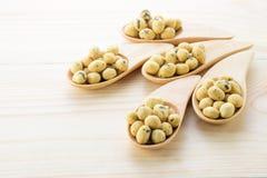 Pokryty arachid gałęzatki smak Fotografia Royalty Free