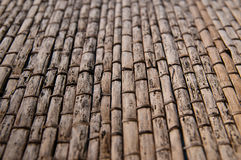 Pokrywać strzechą Dach Fotografia Stock