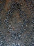 Pokrywa Stara Angielska biblia Zdjęcia Royalty Free