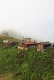 Pokut Plateau on Kackar Mountains in Turkey Stock Images