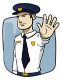 Polícia Imagens de Stock Royalty Free