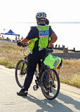Polícia da comunidade Imagens de Stock