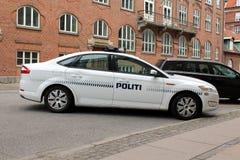 Polícia de Copenhaga Imagens de Stock