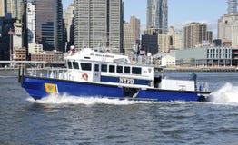 Polícia de New York City Fotografia de Stock Royalty Free