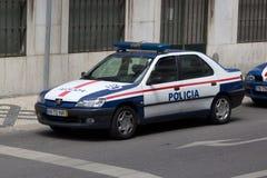 Polícia de Portugal Foto de Stock