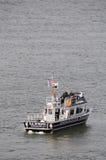 Polícia do porto de Vancôver Fotos de Stock Royalty Free
