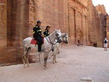 Polícia do turista Imagem de Stock