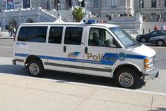 Polícia dos E.U. Captiol Fotografia de Stock Royalty Free