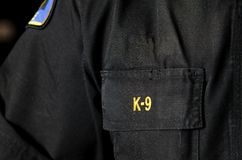 Polícia K9 Imagens de Stock