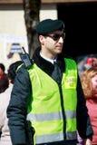 Polícia militar portuguesa Fotos de Stock