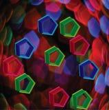 Polígono Imagem de Stock Royalty Free