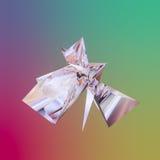 polígono abstracto Imagen de archivo