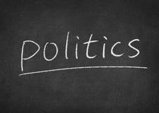 política foto de archivo libre de regalías