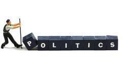 Política Imagen de archivo libre de regalías