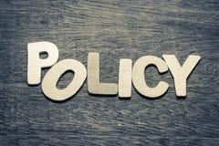 Política imagen de archivo