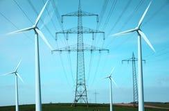 Política energética Fotografía de archivo