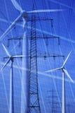 Política energética Foto de archivo libre de regalías