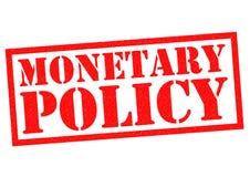 Política monetária Imagem de Stock Royalty Free