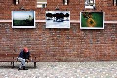 POLÔNIA VARSÓVIA DE EUROPA Fotos de Stock Royalty Free